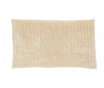 Nordal Castor cushion incl filling - sand