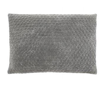 Nordal Mizar cushion linen incl filling - gray