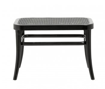 Nordal Wicky small bench - black