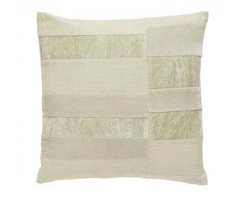 Nordal Capella pillow incl filling - pistachio / green