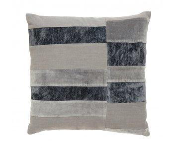 Nordal Capella cushion incl filling - gray