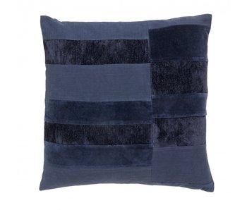 Nordal Capella pillow incl filling - blue