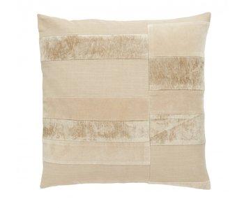 Nordal Capella cushion incl filling - beige