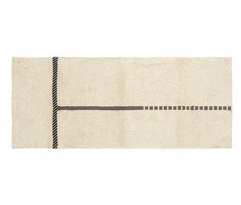 Nordal Zenia carpet cotton - rectangle