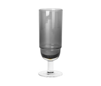 Broste Copenhagen Nordic Bistro champagne glazen - set van 12 stuks