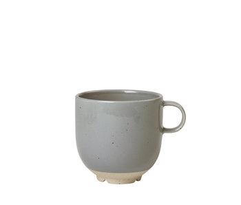 Broste Copenhagen Eli mugs 20cl light blue - set of 8 pieces