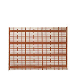 Broste Copenhagen Chequer plaid katoen - W130XL180CM