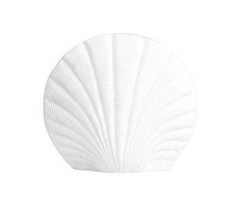 Nordal Kapiti vase L - white