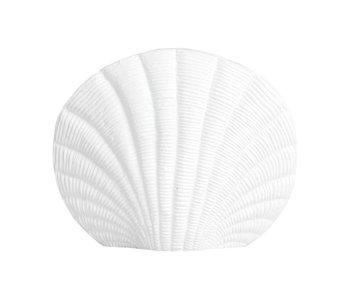 Nordal Vase Kapiti S - blanc