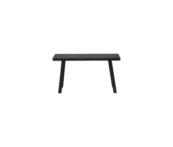 House Doctor Nadi bench - black