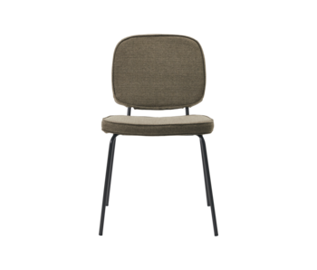 House Doctor Carma stoel - donker zand