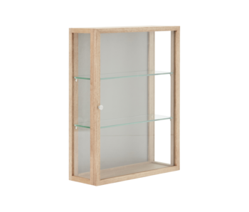 House Doctor Sena Wall cabinet - natural 82x24x62cm