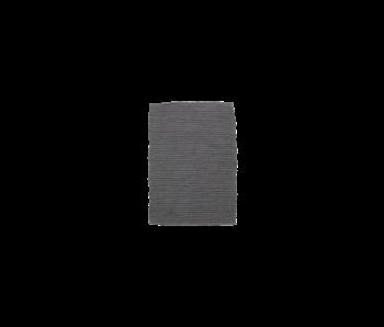 House Doctor Chindi vloerkleed - grijs 60x90cm