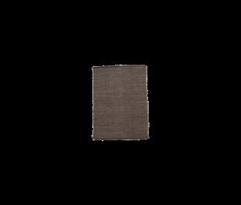 House Doctor Chindi vloerkleed - bruin 60x90cm