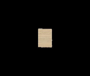 House Doctor Hempi vloerkleed - naturel 60x90cm