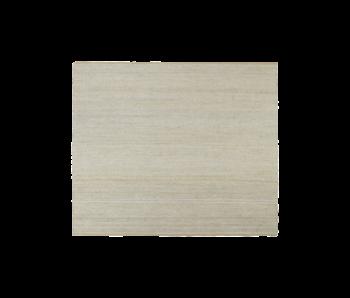 House Doctor Tapis Hempi - gris clair 250x250cm