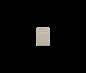 House Doctor Hempi vloerkleed - lichtgrijs 60x90cm