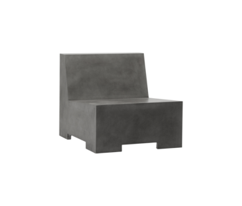 House Doctor Loun lounge chair - gray