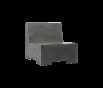House Doctor Loun lounge stoel - grijs
