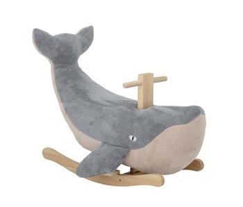 Bloomingville Mini Moby hobbel walvis