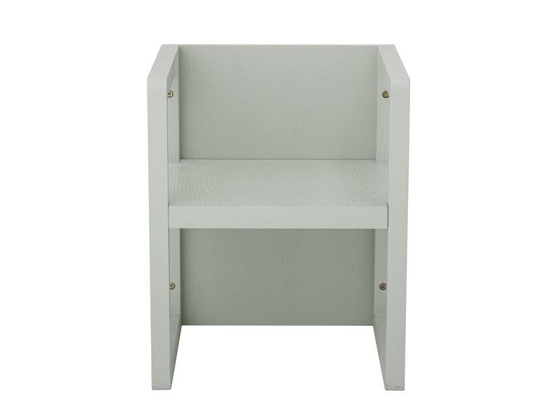 Bloomingville Mini Nan multifunctionele stoel - groen
