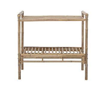Bloomingville Sole side table natural - bamboo