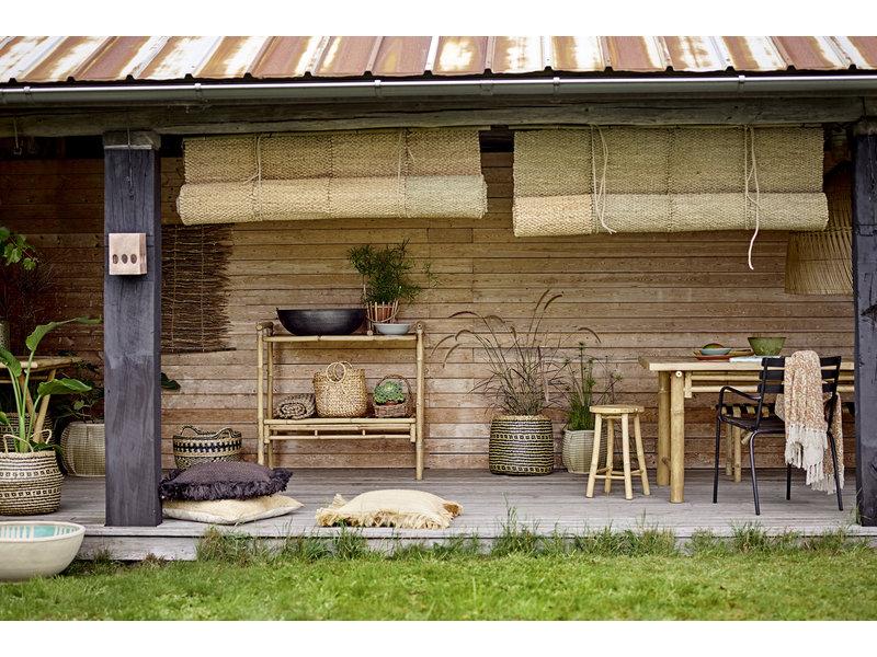 Bloomingville Sole bijzettafel naturel - bamboe