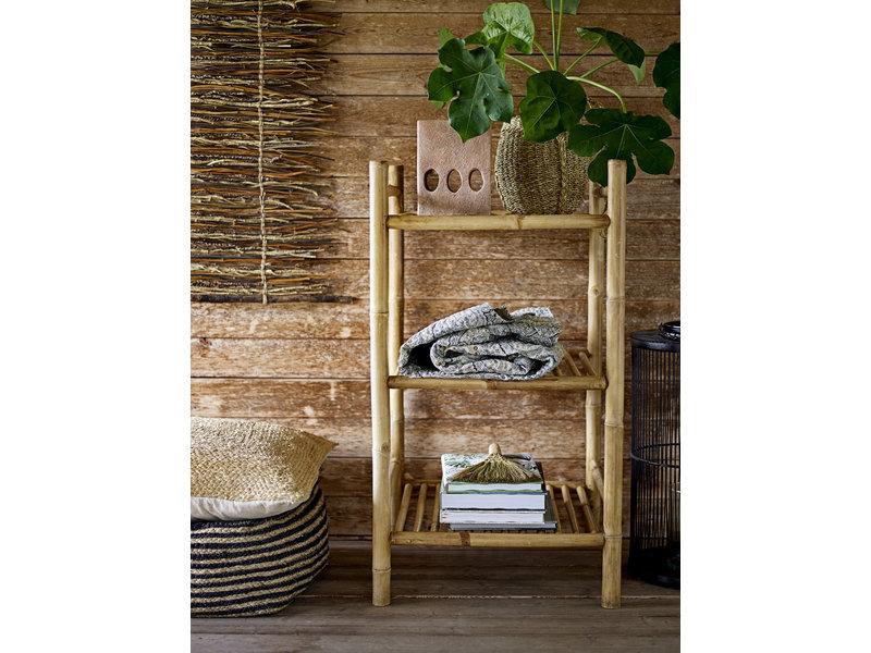 Bloomingville Sole rek naturel - bamboe