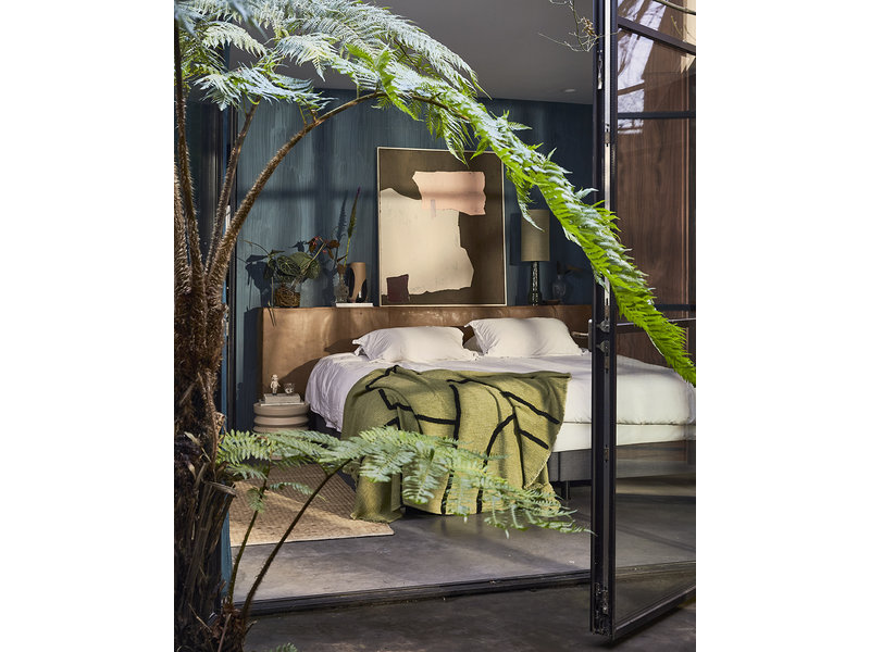 HK-Living Hennep vloerkleed - naturel 180x280cm