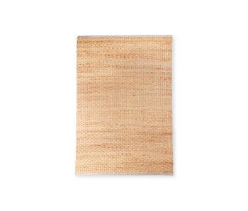 HK-Living Jute rug - natural 120x180cm