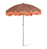 HK-Living Beach umbrella - vintage floral DORIS