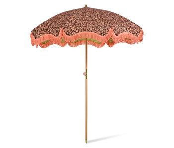 HK-Living Parasol de plage - vintage floral DORIS