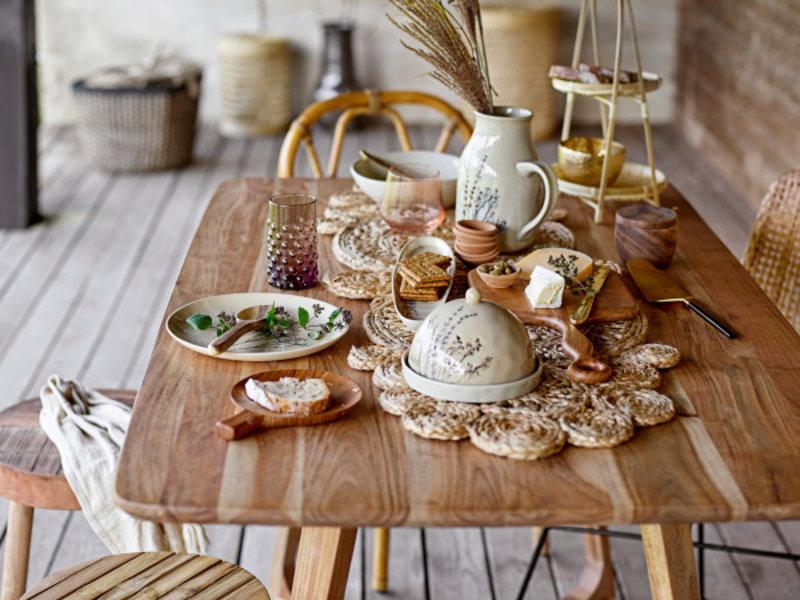 Bloomingville Luie eettafel - bruin