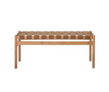 Bloomingville Roel sofa - natural