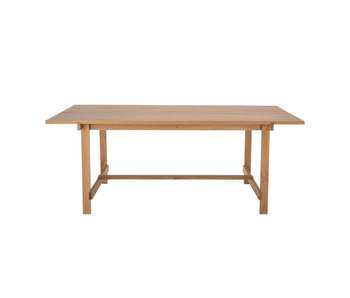 Bloomingville Nelson dining table - natural