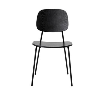 Bloomingville Monza dining chair - black