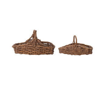 Bloomingville Them baskets - set of 2 pieces