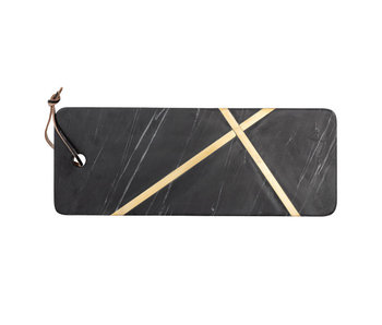 Bloomingville Elsi cutting board - marble