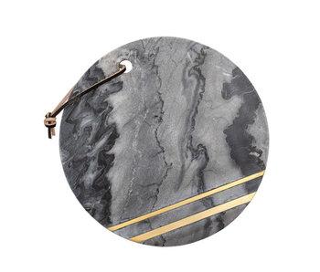 Bloomingville Eluna cutting board - marble