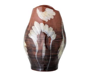 Bloomingville Obsa vase - brown