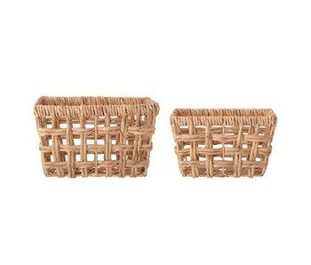 Bloomingville Saime baskets - set of 2 pcs