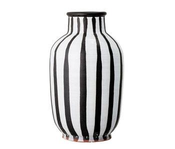 Bloomingville Schila vase - white