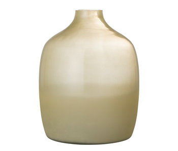 Bloomingville Idima vase - yellow
