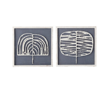 Bloomingville Abia frames - set of 2 pieces