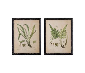 Bloomingville Abeni frames - set of 2 pieces