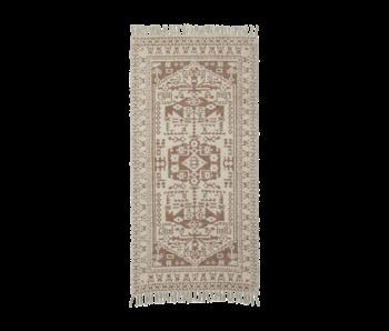 House Doctor Wowe rug - beige 200x90cm