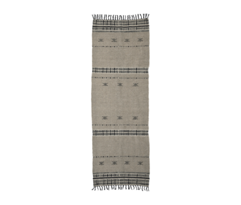 House Doctor Cros rug - sand 300x90cm