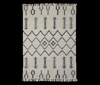 House Doctor Arte rug-off white 230x160cm
