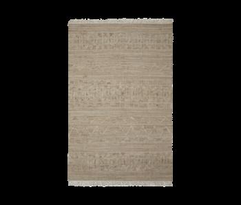House Doctor Shriv vloerkleed - zand 300x200cm