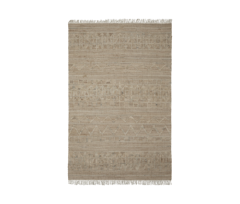 House Doctor Tapis Shriv - sable 300x200cm
